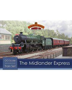 Bachmann 30-285 Midlander Express