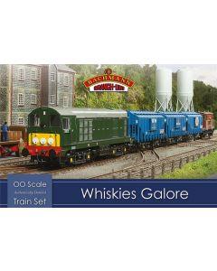 Bachmann 30-047 Whiskies Galore Train Set (DCC-SOUND)