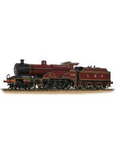 Bachmann 31-934 LMS 4P Compound 1119 LMS Crimson Lake (LMS)