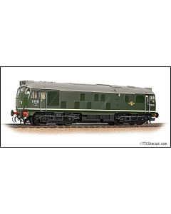 Bachmann 32-440 Class 24/1 D5135 BR Green