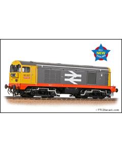 Bachmann  35-357 Class 20 227 BR Railfreight Red Stripe