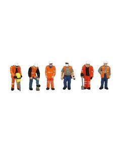 Scenecraft 36-049 Trackside Workers