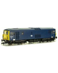 Dapol 4D-006-002 BR Class 73 124 Blue