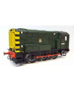 Dapol 7D-008-008 Class 08 BR Green D3305 Early Crest Wasp Stripes