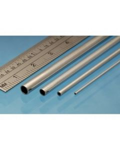 Albion Alloys NST05 Nickel Silver Tube 0.5mm x 0.3mm i.d. x 305mm