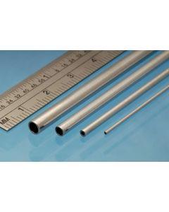 Albion Alloys AT3M Aluminium Tube 3mm x 0.45mm x 305mm