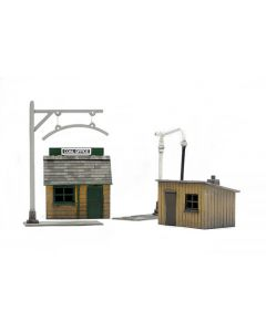 Dapol C011 Trackside Accessories Kit OO Scale