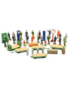 Dapol C012 Station Accessories Kit OO Scale
