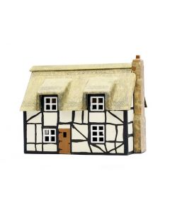 Dapol C020 Thatched Cottage Kit OO Scale