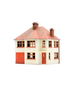 Dapol C027 Detached House Kit OO Scale