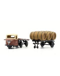 Dapol C033 Scammell Scarab Kit OO Scale