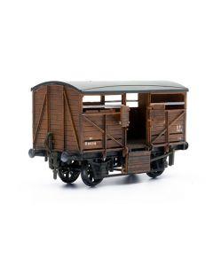Dapol C039 Cattle Wagon Kit OO Scale