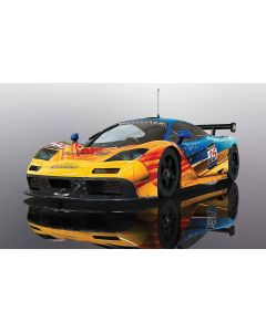 Scalextric C3917 McLaren F1 GTR 1997 Nurburgring BBA Competition