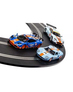 Scalextric C4109A ROFGO Collection - Gulf Triple Pack