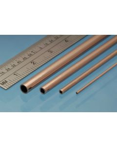 Albion Alloys CT2M Copper Tube 2mm x 0.45mm x 305mm