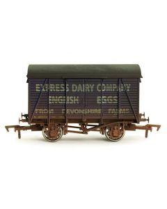 Dapol 4F-021-101 Box Van Devonshire Eggs Weathered