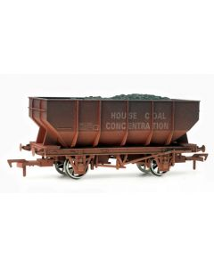 Dapol 4F-034-006 21t Hopper House Coal Concentration B429911 Weathered