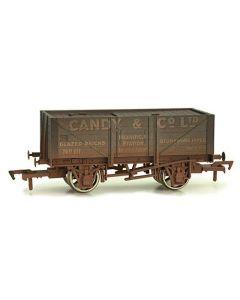 Dapol 4F-051-024 5 Plank Wagon Candy & Co Weathered