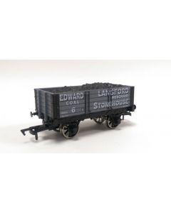 Dapol 4F-052-009 5 Plank Wagon 9' Wheelbase Edward Langford