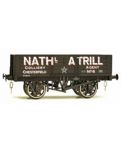 Dapol 7F-051-018 5 Plank Wagon Nathl Atrill