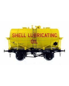 Dapol 7F-059-008 14t Tank Wagon Class B Shell Lubricating Oil 1793