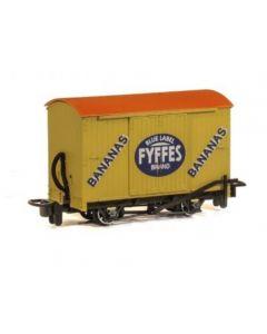 Peco GR-902 Box Van Fyffes Bananas