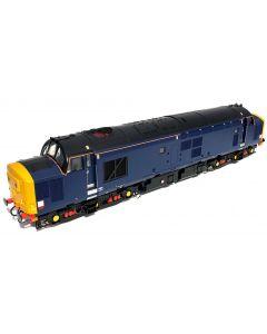 Heljan HN3747 Class 37/4 Unnumbered DRS blue