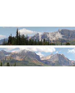 """Art Printers 260A Rockies OO Gauge 15"""""""