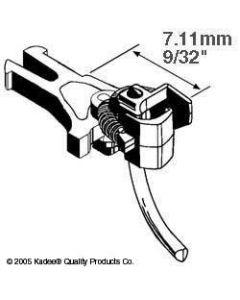 Kadee 17 NEM362 European Coupler Short 7.11mm (2pr)