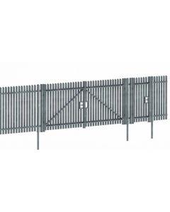 Wills SSM316 Modern Palisade Fencing & Gates