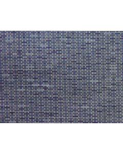 METCALFE M0053 00/H0 Engineers Blue Brick
