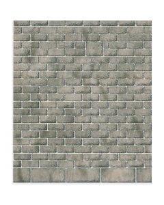 METCALFE M0057 00/H0 Cut Stonework M1 Style