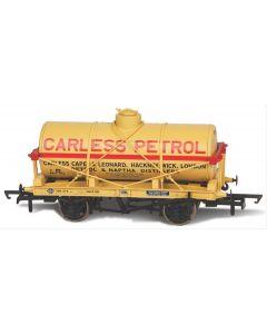 Oxford Rail OR76TK2002 12T Tank Wagon Carless Naptha Fuel Oil 10