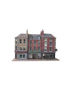 METCALFE PO205 Low Relief Pub & Shops