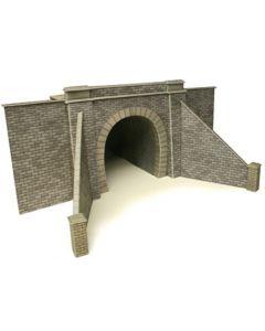 METCALFE PO243 Single Track Tunnel Entrances