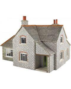 METCALFE PO257 00/H0 Scale Grange House