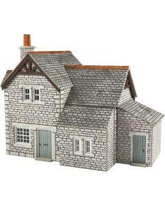 METCALFE PO258 00/H0 SCALE Gardener's Cottage