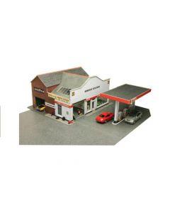 METCALFE PO281 00/H0 Service Station
