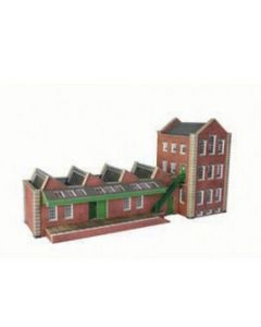 METCALFE PO283 00/H0 Small Factory