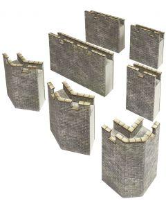 METCALFE PO293 00/H0 Curtain Walls