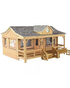 METCALFE PO410 00/H0 Scale Wooden Pavilion