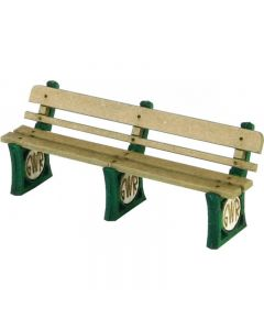 METCALFE PO501 00/H0 Scale GWR Benches