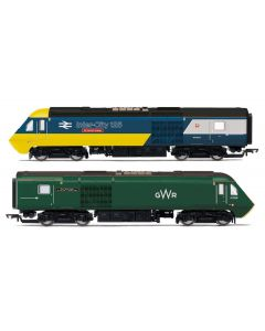 Hornby R3770 GWR, Class 43 HST, Power Cars 43002 'Sir Kenneth Grange' and 43198 - Era 11