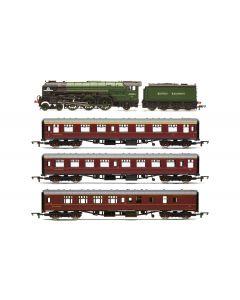 Hornby R3828 British Railways, 60163 Tornado 'The Aberdonian' Train Pack - Era 11