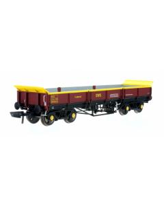 Dapol 4F-043-008 Turbot Bogie Ballast Wagon EWS (Banded) 978372