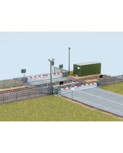 Wills SSM318 Modern Level Crossing Kit