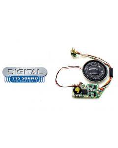 Hornby R8107 TTS Sound Decoder: A4 Class