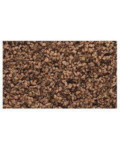 Woodland Scenics WB72 Brown Fine Ballast (Bag)