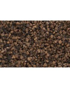 Woodland Scenics WB85 Dark Brown Coarse Ballast (Bag)