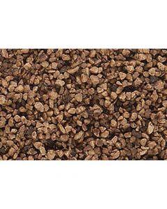 Woodland Scenics WB86 Brown Coarse Ballast (Bag)